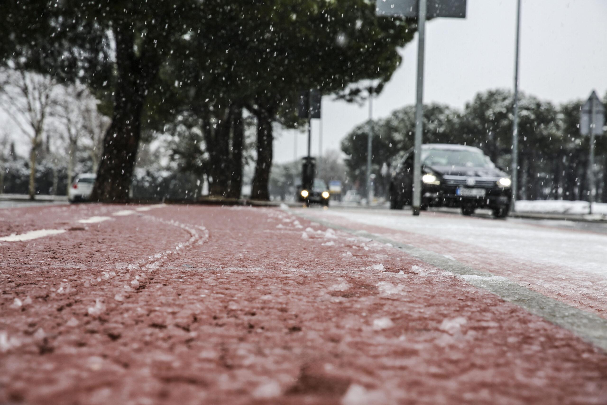 ¿Cómo conducir de forma segura durante el temporal Filomena?