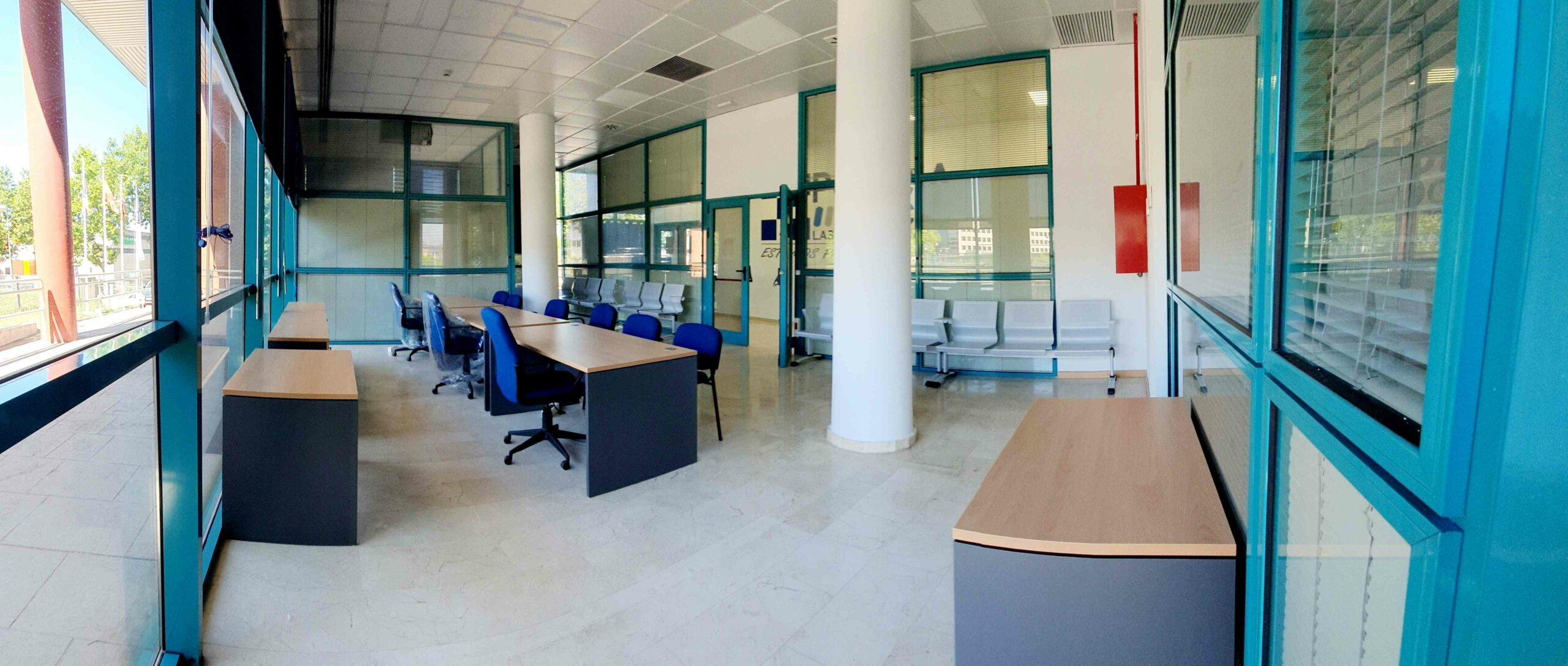 La nueva oficina del DNI de Las Rozas se ubicará dentro del edificio de la Policía Local
